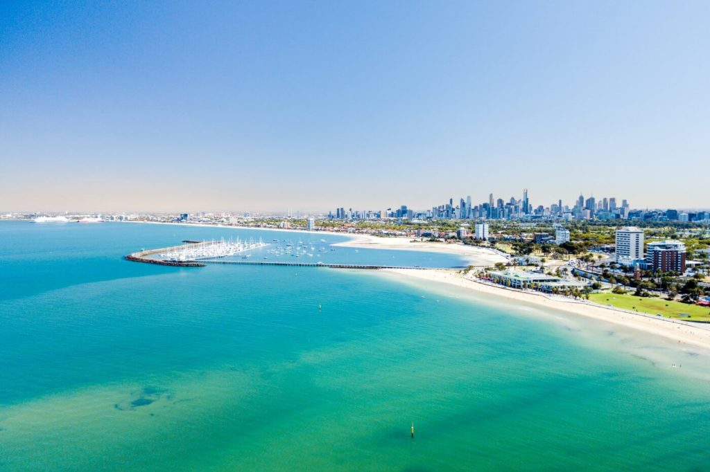 Melbourne Apartment St Kilda Beach is close to your Prahran accommodation